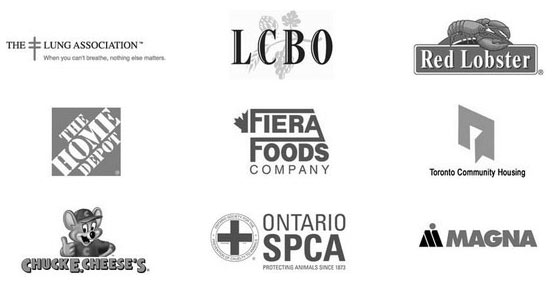 Clients logos